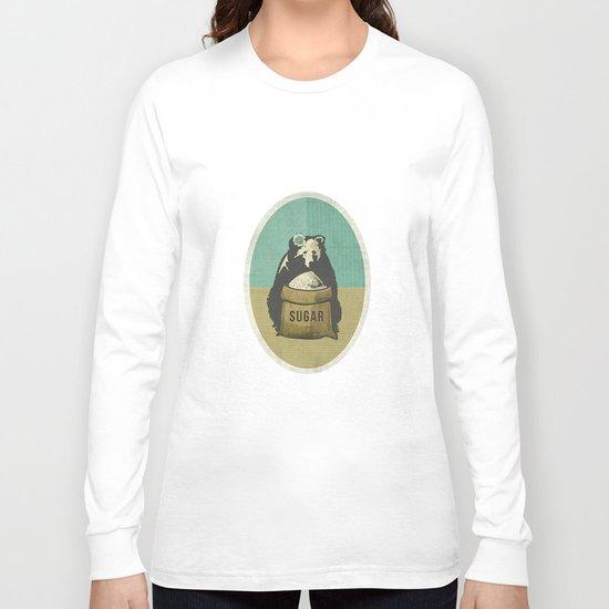 Sugar Bear Long Sleeve T-shirt