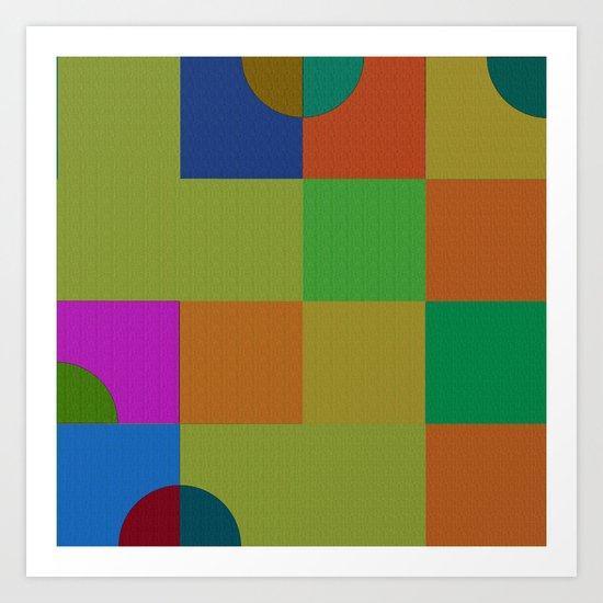b 1 1 1 - b 0 0 0 Art Print