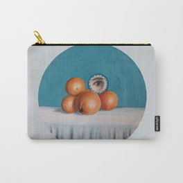 the orange girl Carry-All Pouch