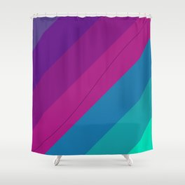 Killing Time Shower Curtain