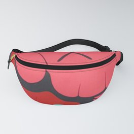 kaws paws Fanny Pack
