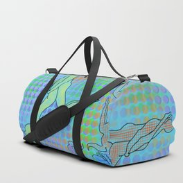 Pattern Pleaser Duffle Bag