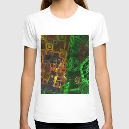 Fractal Patterns T-shirt
