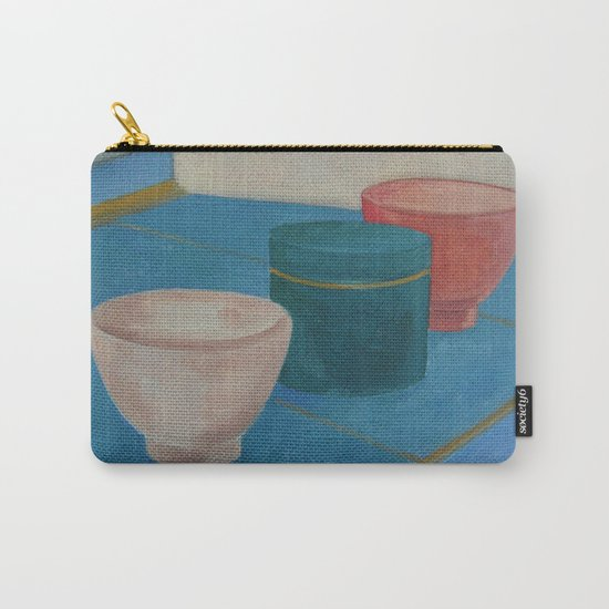 Still life - 3 Cups Carry-All Pouch