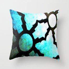 PCP v.17 Throw Pillow
