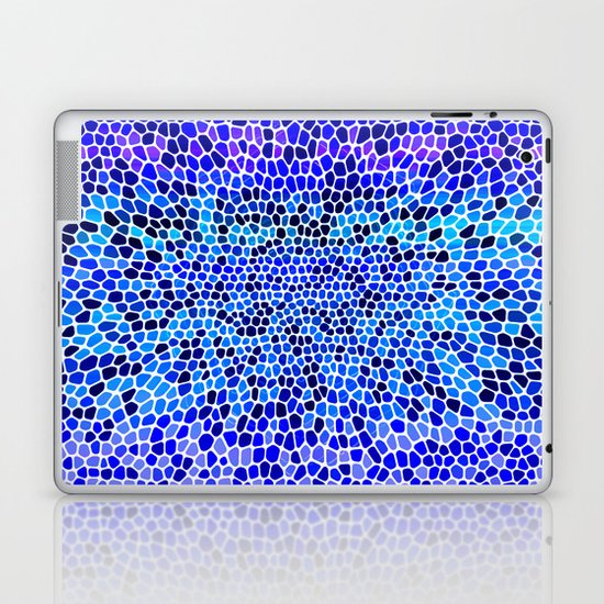 THINK BLUE Laptop & iPad Skin
