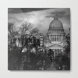 Madison, Wisconsin Metal Print