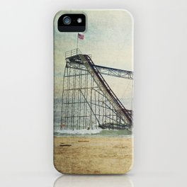 Jet Star Coaster iPhone Case
