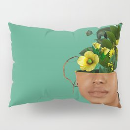 Lady Flowers VII Pillow Sham