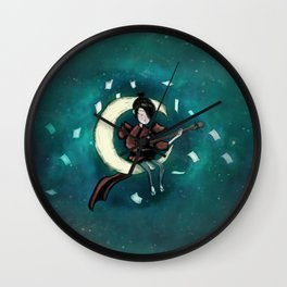 kubo and the two strings Wall Clock