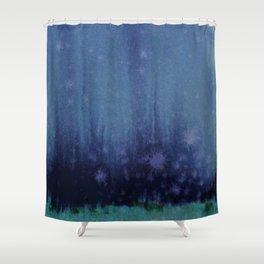 sea side 2 Shower Curtain