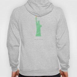 New York City, NYC, Lady Liberty Hoody