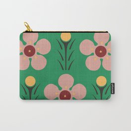 Waxflower Carry-All Pouch