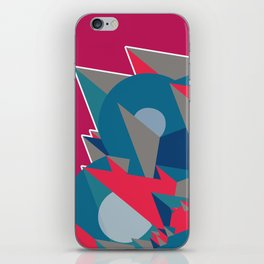 Ampersand Lost in Pyramids iPhone Skin