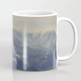 Yet another lake & mountain landscape | 4 Coffee Mug