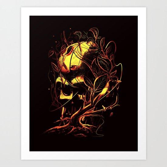 VADER II Art Print