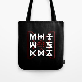Monsta X -The Code Tote Bag