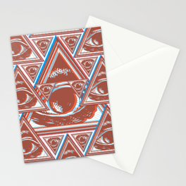 Bi-Partisan Stationery Cards