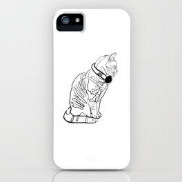 Kitten Jams iPhone Case