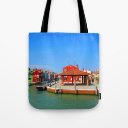 Drunken Fishermen Tote Bag