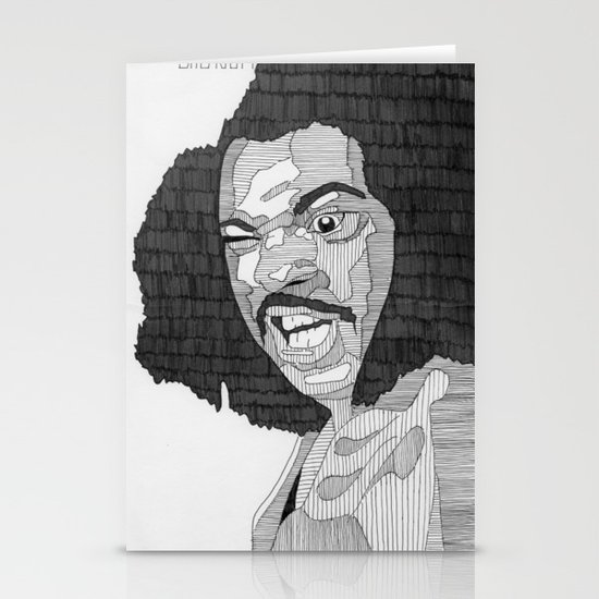 Sho'Nuff. Stationery Cards