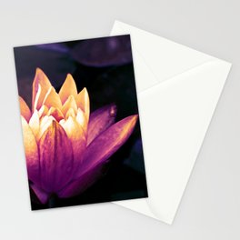 AQUA LILIUM Stationery Cards