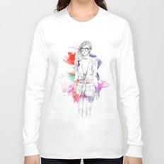 Top Shop Runway Long Sleeve T-shirt