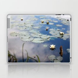 water lily Laptop & iPad Skin