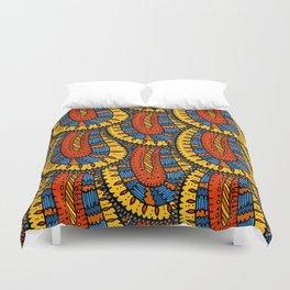 Tribal pattern Duvet Cover
