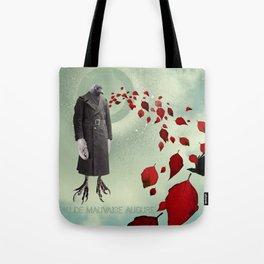 Oiseau de Mauvaise Augure Tote Bag
