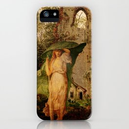 Winds of Destiny iPhone Case