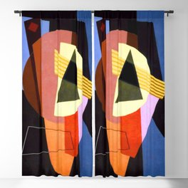 Paul Kelpe Untitled Blackout Curtain