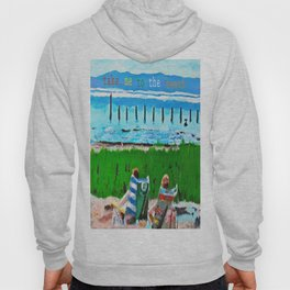 Take Me to the Beach! Hoody