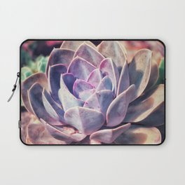 Brightside of Succulents no1 Laptop Sleeve