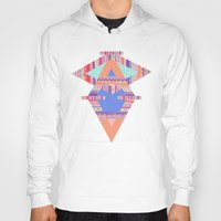 decal Hoodies featuring TRIBAL CRAYON / by Vasare Nar
