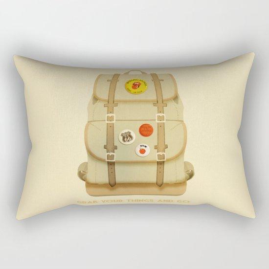 PACK AND GO Rectangular Pillow