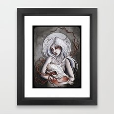 Bereavement Framed Art Print