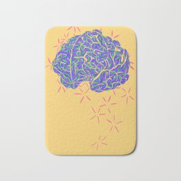 Brain Bath Mat