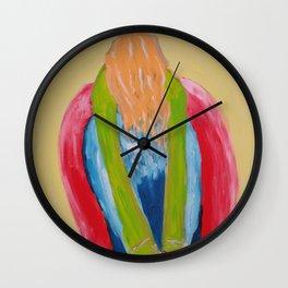 Bachmors Embrace IV Wall Clock