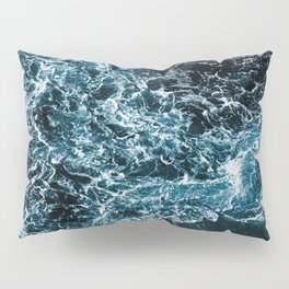 Wrath of the Dark Tempest Ocean Pillow Sham