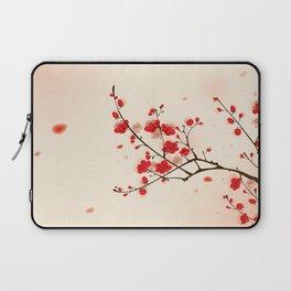 Oriental plum blossom in spring 009 Laptop Sleeve