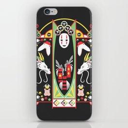 Spirited Deco iPhone Skin