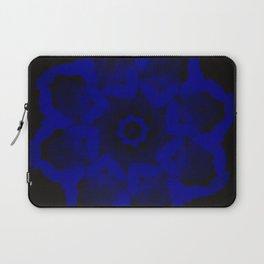 Bioluminescence Mandala 25 Laptop Sleeve