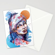 Sophia by carographic Stationery Cards