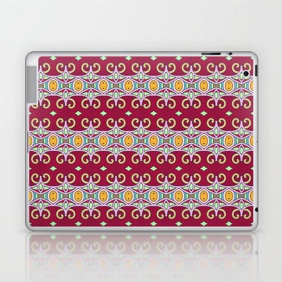Mix&Match Indian Summer 02 Laptop & iPad Skin