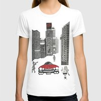 sin city T-shirts featuring sin city by Carmit Levy