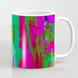 Abstraction Wonder No.2k by Kathy Morton Stanion Coffee Mug