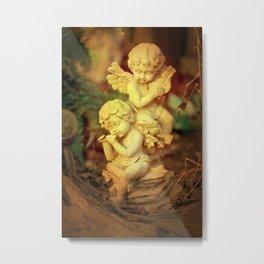Cherubs Metal Print