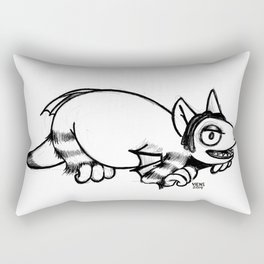 Little Monster Rectangular Pillow