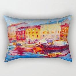 Sunny day # 2 Rectangular Pillow